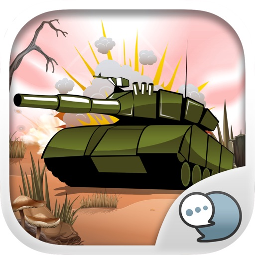 World Wars Emoji Stickers Keyboard Themes ChatStic