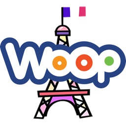 woop app - The french style to find people around you