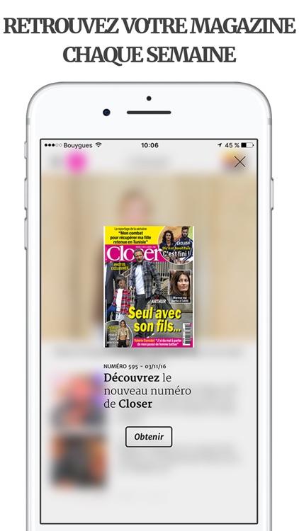 Closer - Actu People & News TV screenshot-4