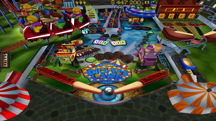 Pinball HD Collection for iPhone screenshot-4
