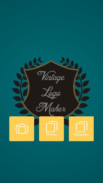 Vintage Logo Maker