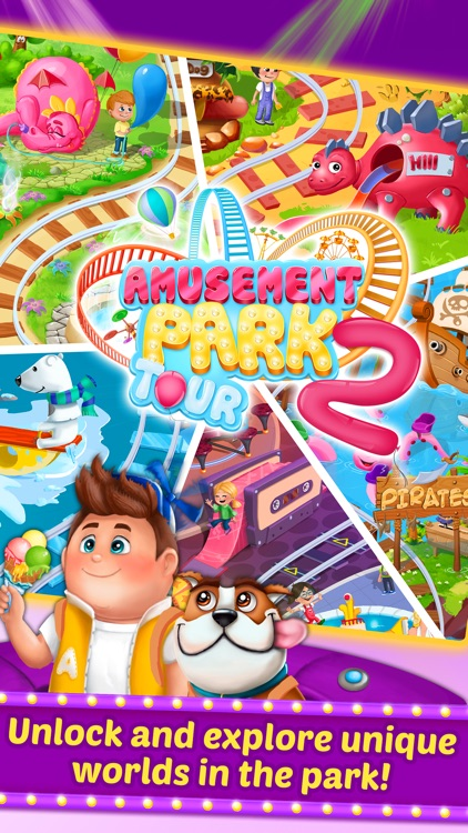 Amusement Park Tour 2 screenshot-3