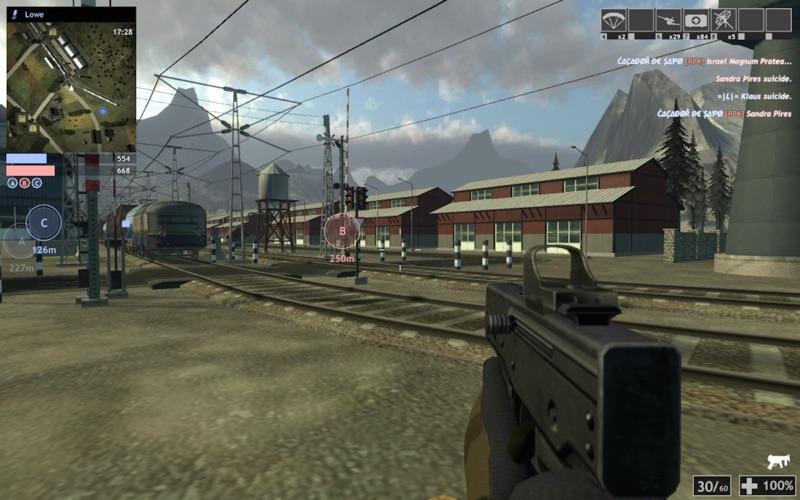 War Trigger 2 скриншот программы 3