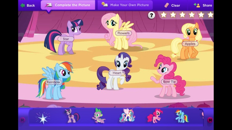 My Little Pony: Rarity Loves Fashion screenshot-4
