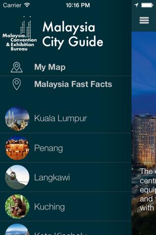 MyCEB City Guide screenshot 2