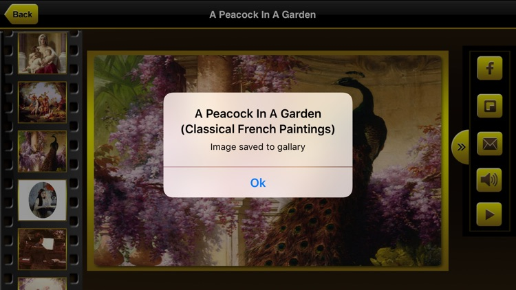 Classical French Paintings screenshot-3