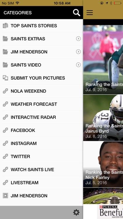 Final Play: N.O. Football News screenshot-3