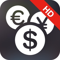 Currency Converter HD - Free Exchange Rates.