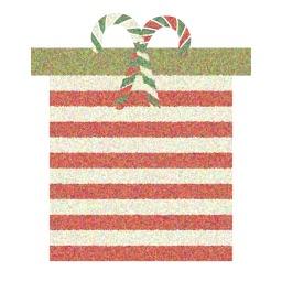 Hipster Wonderland - Glittered Christmas Stickers!