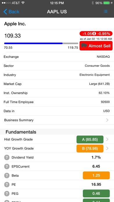 Stock Value Analyzer Pro - AppRecs