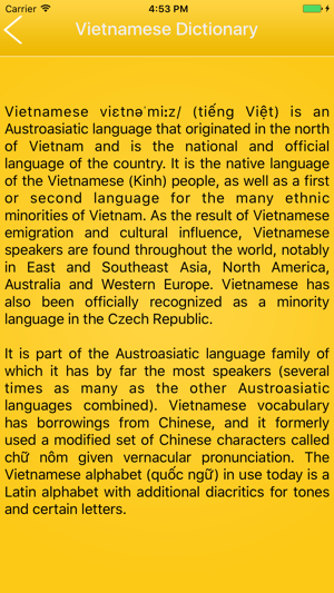 English To Vietnamese Dictionary Offline Free on the App Store