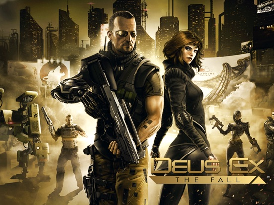 Deus Ex: The Fall Screenshot
