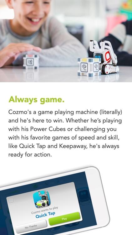 Cozmo ® screenshot-4