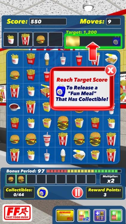 Fast Food Rush screenshot-4
