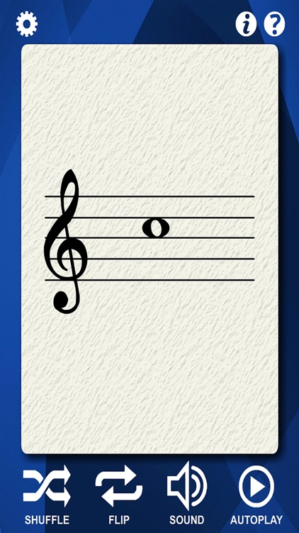 Saxophone Flash Cards