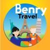Benryトラベル | 1000以上のすぐに使える英語・イタリア語・フランス語の旅行フレーズ - iPhoneアプリ