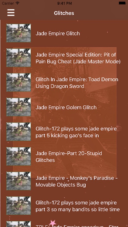 Complete Guide for 'JADE-EMPAIR' screenshot-3