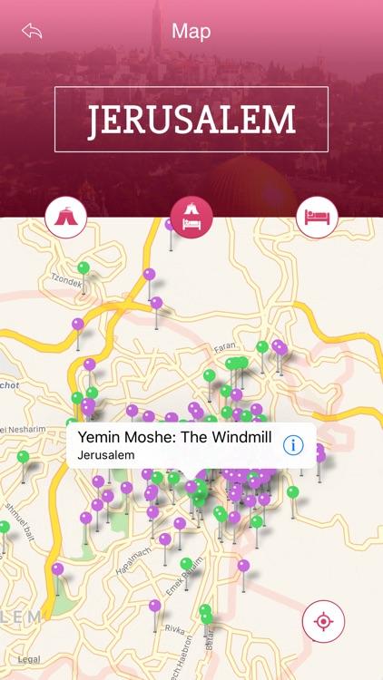 Jerusalem Tourist Guide screenshot-3