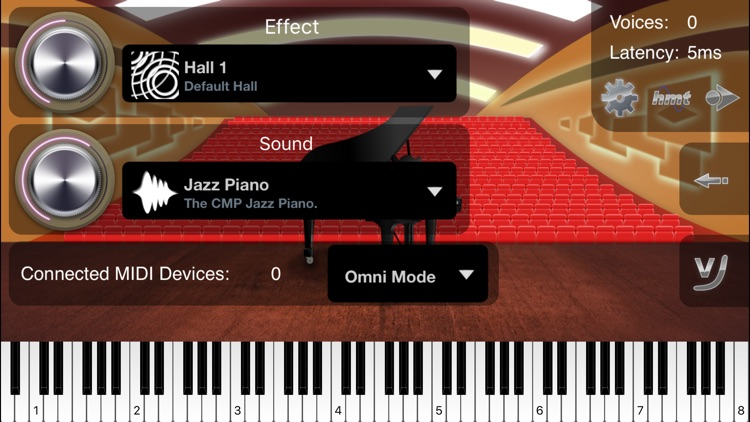CMP Grand Piano screenshot-2