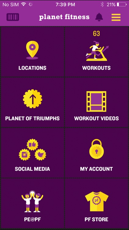 Planet Fitness screenshot-0