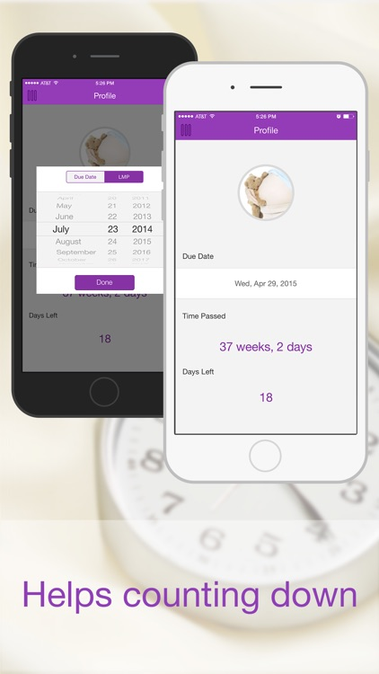 My Contractions Pro - Contraction Timer & Tracker screenshot-3