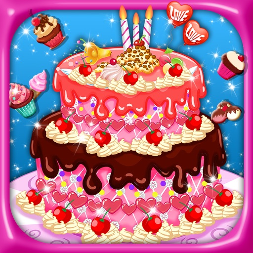 Fantastic Cooking Games Birthday Cake By Zhang Zhimin Funny Birthday Cards Online Eattedamsfinfo