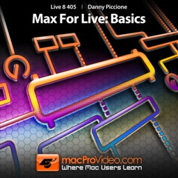 Course For Max For Live - Basics