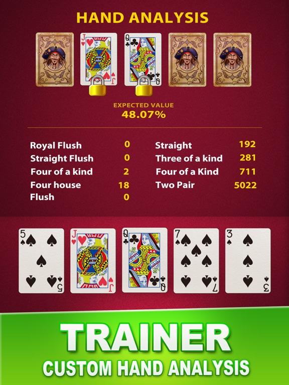 Video Poker Deluxe - ベガスのビデオポーカーのおすすめ画像4