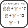 Can you solve this?   IQ Puzzle game for Kids - iPhoneアプリ