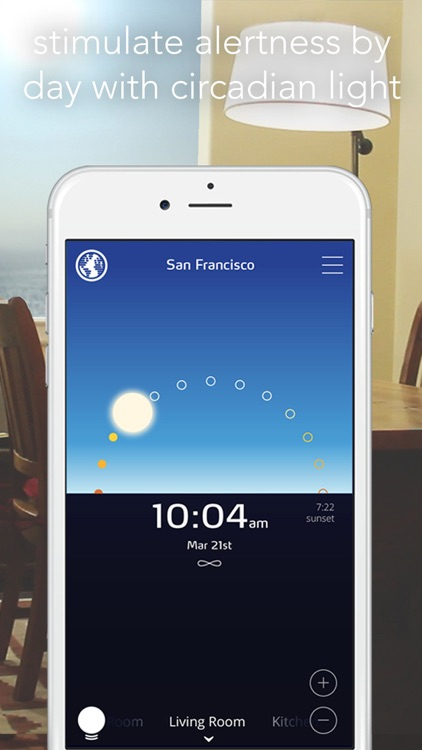 Sunn - Circadian Lighting for Philips Hue screenshot-3