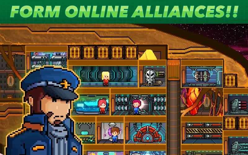 像素星舰 : Pixel Starships™ MMORPG for Mac