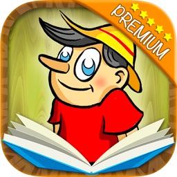 Pinocchio classic stories & Interactive book - Pro