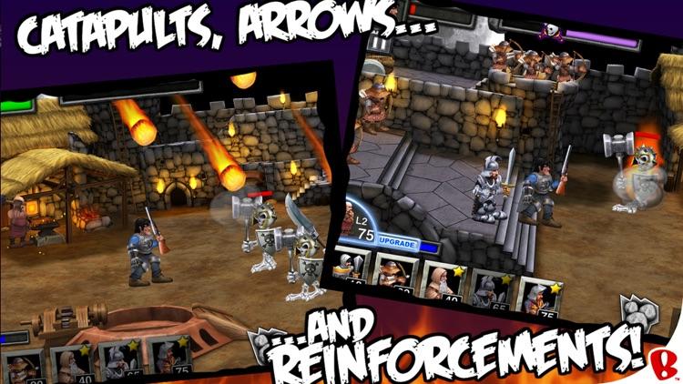 Army of Darkness Defense screenshot-3