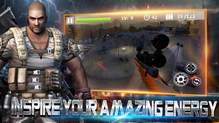 Sniper 3D Shoot - Games Of Modern Sniper War screenshot-3