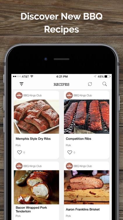 BBQ Recipes by BBQ Kings Club