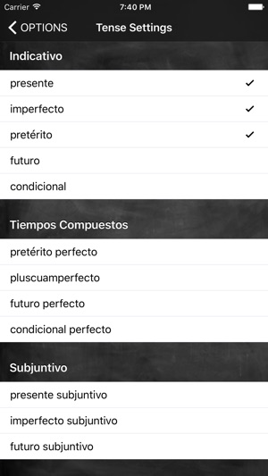 Conjugation Nation Spanish On The App Store