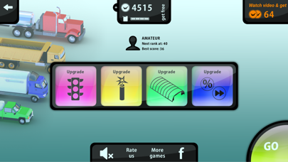 Truck Traffic Control screenshot four