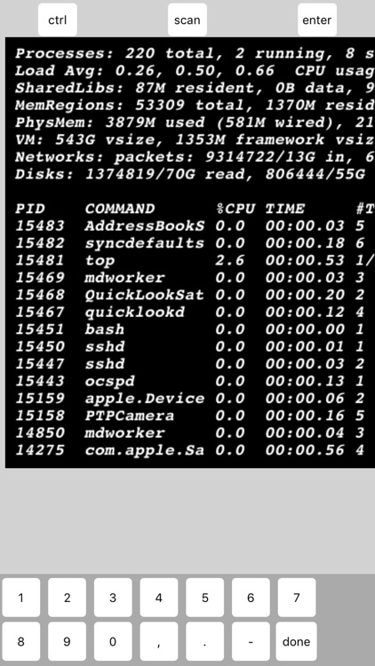 Telnet Lite screenshot-3