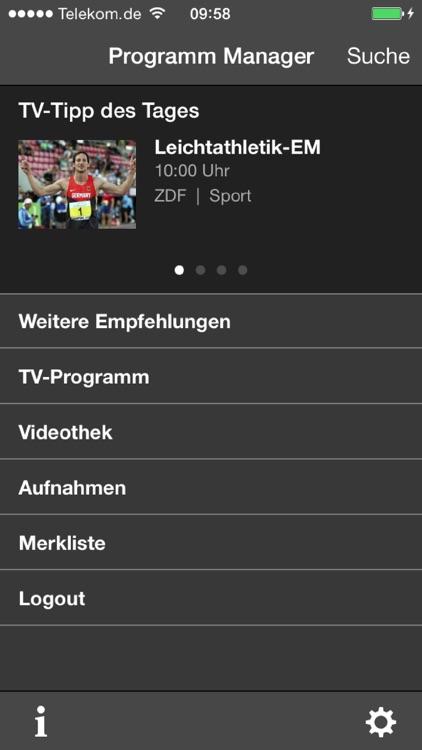 Programm Manager screenshot-4