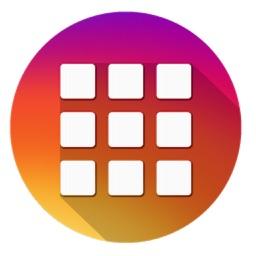 Smart Instagird for Instagram -Insta Collage Style