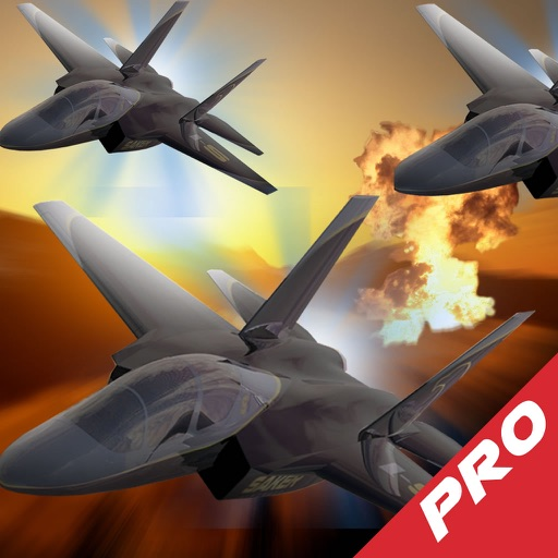Super Combat Aircraft Pro - An Addictive Game Of Explosions In The Air
