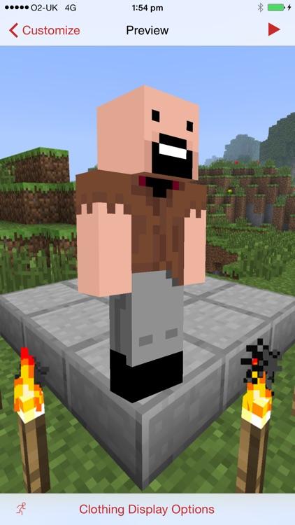 Minecraft: Papercraft Studio screenshot-4