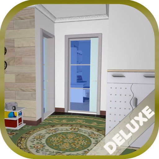 Can You Escape Fancy 9 Rooms Deluxe-Puzzle
