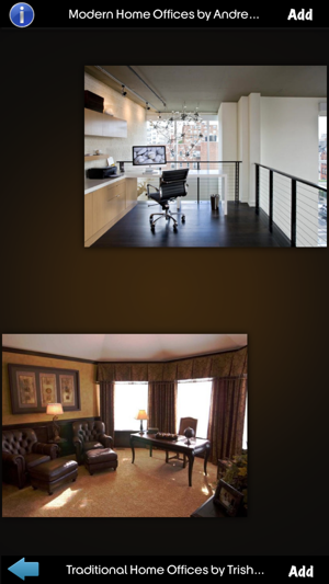 App store home office design inspiration for Office design app