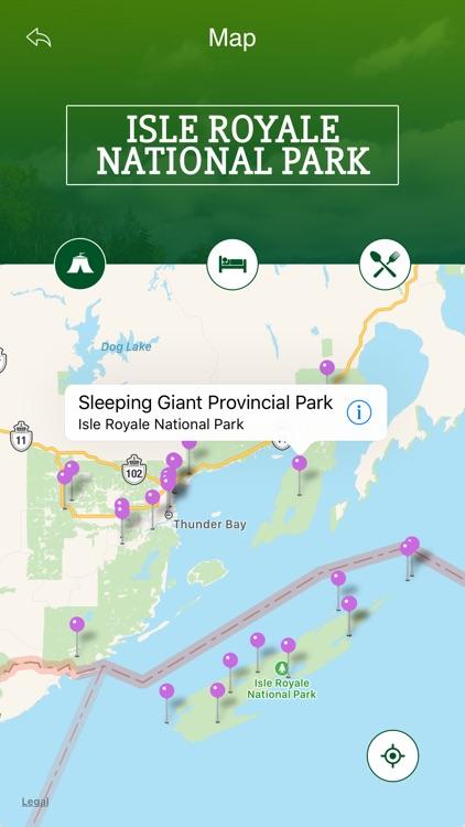 Isle Royale National Park Travel Guide screenshot-3