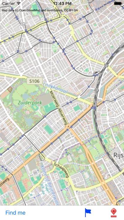 700 City Maps screenshot-3