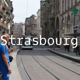 hiStrasbourg: Offline Map of Strasbourg