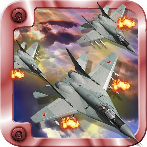 Airplane Infinite Combat Flight - Amazing Game Speed In The Air