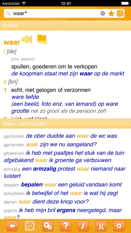 Woordenboek Nederlands Prisma screenshot-2
