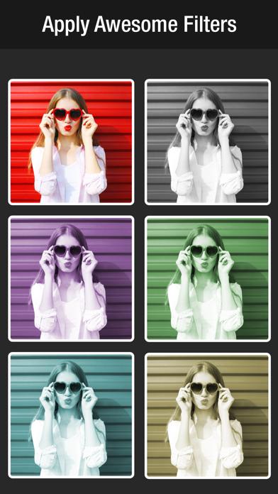 Pip Camera - Photo Collage Maker For Instagram Screenshot